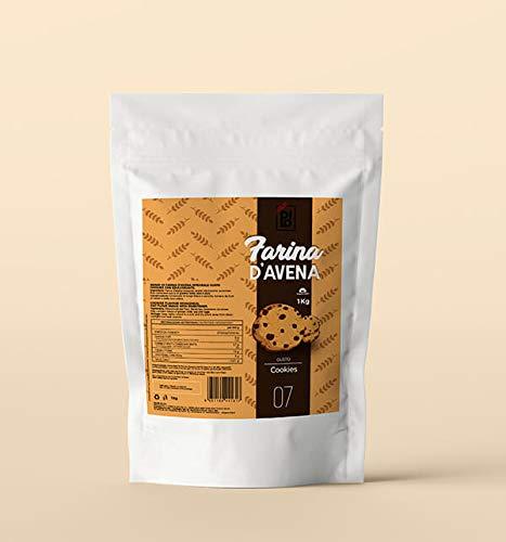DILO Farina di Avena Aromatizzata Cookies 1kg
