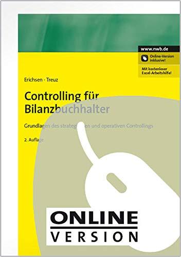 Controlling für Bilanzbuchhalter: Grundlagen des strategischen und operativen Controllings (NWB Bilanzbuchhalter)