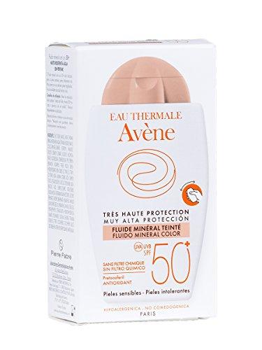 Avène Avene flüssig Mineral SPF50+ Farbe 40ml