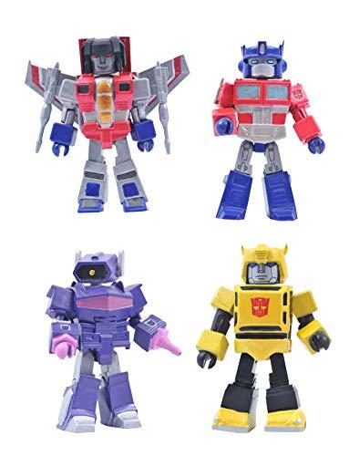 DIAMOND SELECT TOYS Transformers Series 1 Minimates Box Set
