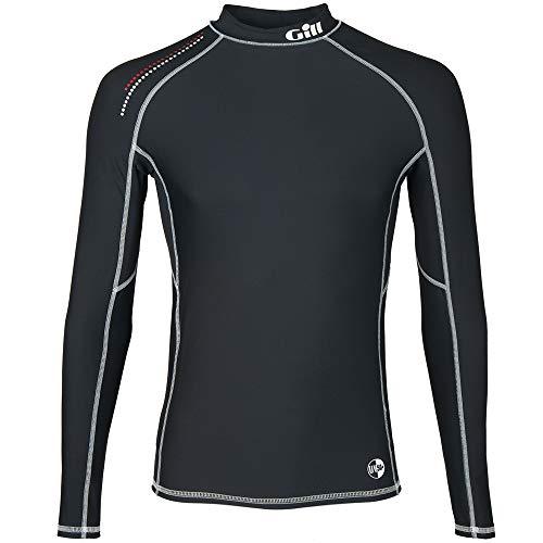 2018 Gill Pro Rash Vest BLACK 4430 Size - - Small