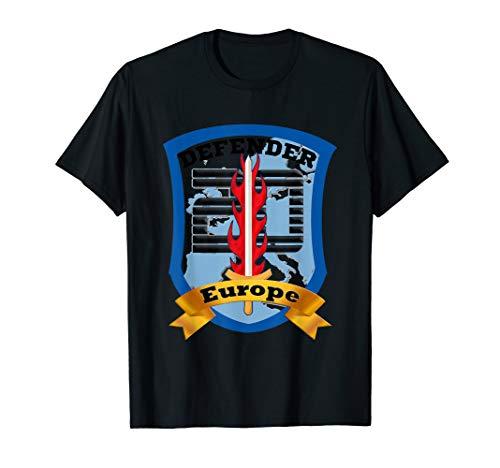 Defender Europe 20 T-Shirt