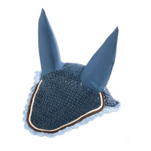 Bitz Beaded Crochet Fly Veil No Ears
