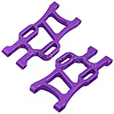 Parts & Accessories HSP 108821 Aluminum Rear Lower Suspension Arm 08006 1/10 Upgrade Parts for RC Monster Truck Volcano Epx Exceed Infinity EP - (Color: Purple)