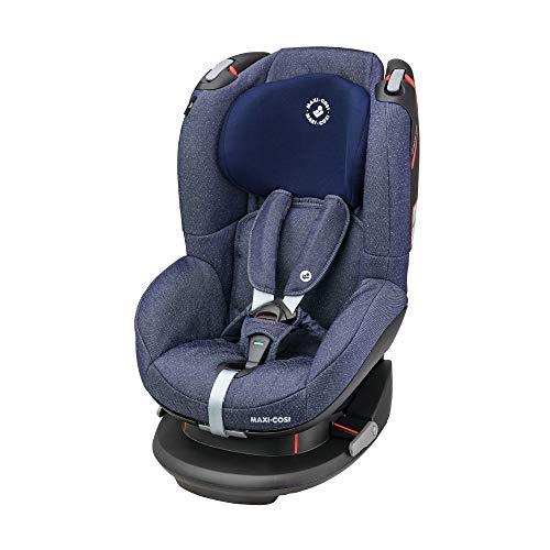 Maxi-Cosi Tobi Kleinkinder-Autositz, Installation mit Sicherheitsgurt, 9 Monate - 4 Jahre, 9 - 18 kg, Sparkling Blue (blau)