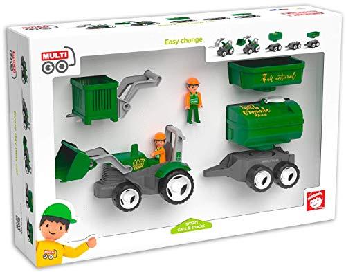 Pokeeto 12906 Tractor Traktor-Set