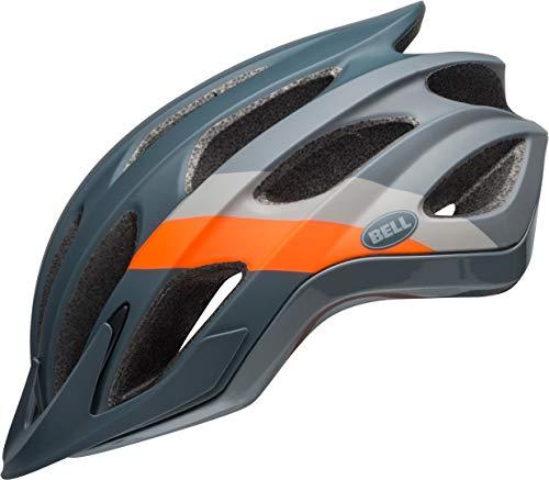 Bell Unisex - Casco de Bicicleta Drifter Logic m/g Slate/dk Grey/org S