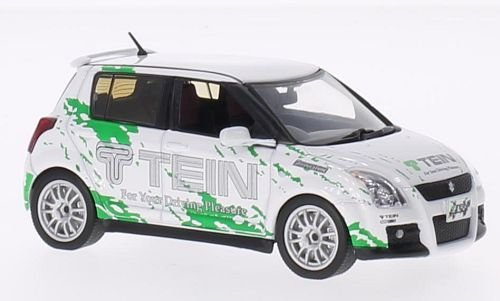 Suzuki Swift Sport, RHD, Tein Version , 2010, Modellauto, J-Collection 1:43