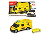 Dickie Toys- SOS Ambulance néerlandaise, 203713012004