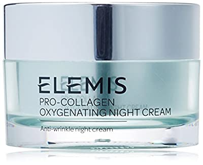 Elemis Pro-Collagen Oxygenating Night Cream - Anti-wrinkle Night Cream, 30ml