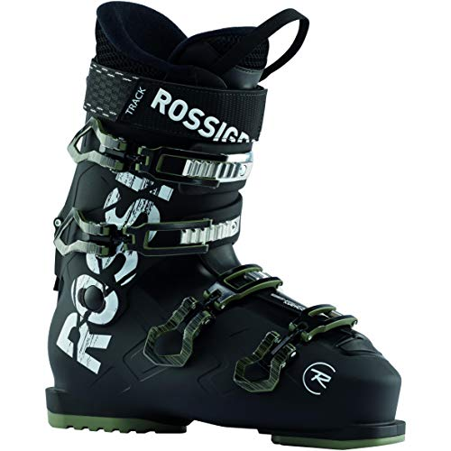 Rossignol - Chaussures De Ski Track Rental Homme Noir - Homme - Taille 42 - Noir