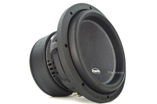New American Bass Xr-10D4 2000 Watt 10 Inch Dual 4 Ohm Subwoofer Car Audio Sub