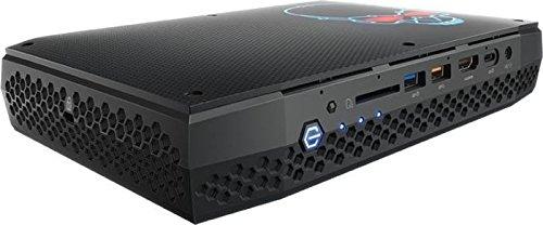 gecCOM NUC Mini-Computer/Micro-PC, Intel NUC8i7HVK VR-Ready, Intel i7-8809G 4x3.1GHz, 16GB DDR4, 500GB NVMe M.2 SSD, Radeon RX Vega M GH, USB3.1, 7.1 Sound, Gigabit-LAN, Win10Pro