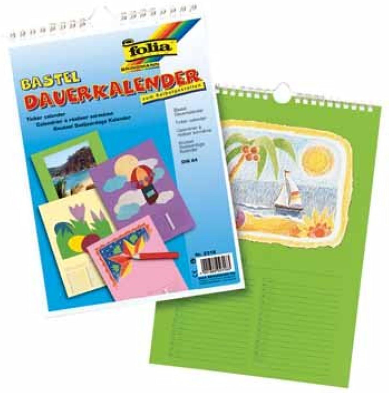 Folia Kalender Heimarbeiter-karierte (S) B00DQMIBNW | Fairer Preis