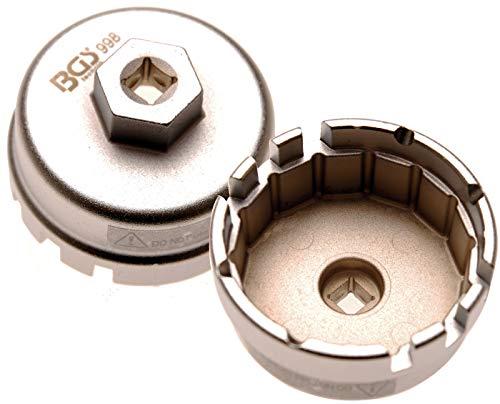 BGS 998 | Ölfilterschlüssel | 14-kant | Ø 65 mm | für Toyota