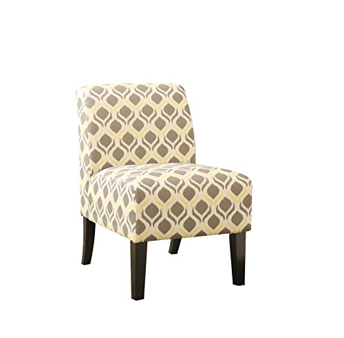 ACME Ollano Accent Chair - 59440 - Pattern Fabric
