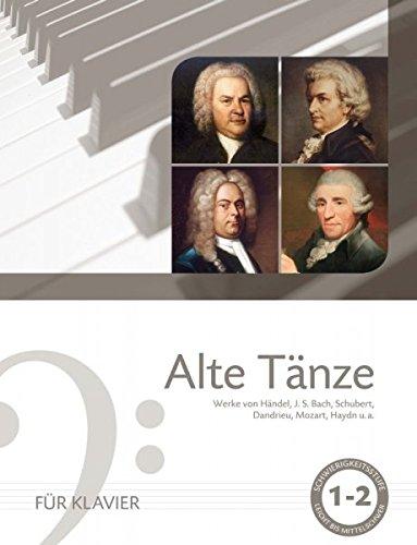 Doppelband Klaviernoten 4: Alte Tänze & Walzer