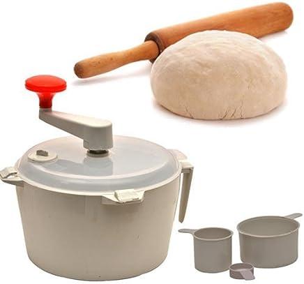 KETSAAL Plastic Automatic Atta Roti Maker for Home(Multicolour)