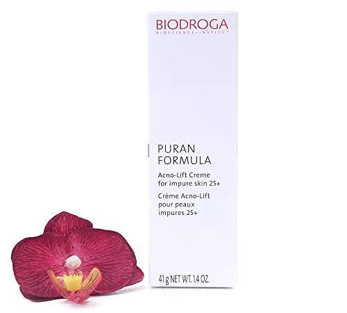 Biodroga Puran Formula Acno Lift Creme für unreine Haut 25 plus 40 ml