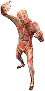Morphsuits Premium Adults New Muscle Costume - Size X-Large - 5'10