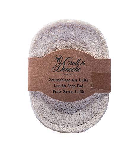 Croll & Denecke Seifenablage aus Luffa