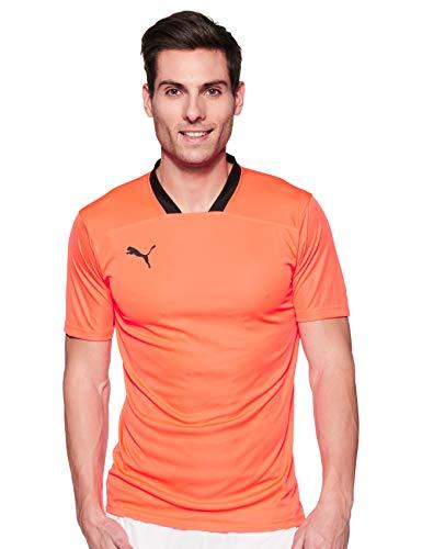 PUMA Herren ftblNXT Shirt Trikot, NRGY Red Black, L