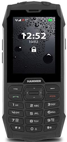 Hammer 4+ Dual Sim Tough Rugged re-inforced Waterproof IP68 Sim Free 3G...