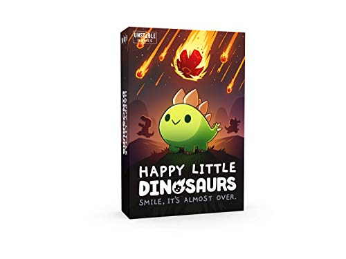 Happy Little Dinosaurs Base Game