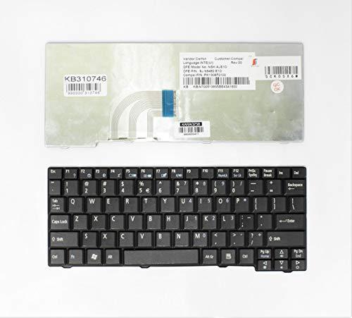 Teclado para Acer Aspire One A110, A150, D150, D250, KAV10, KAV60, ZG5, ZG8
