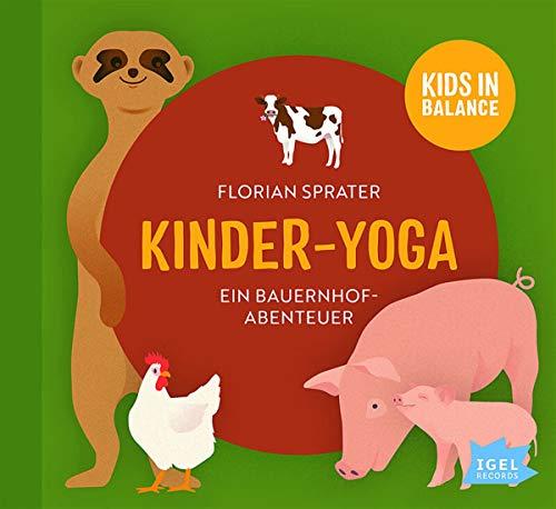 Kinder-Yoga-Ein Bauernhof-Mitmach-Abenteuer