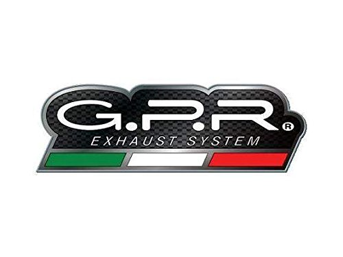 GPR SCARICO TERMINALE - CR & S DUU 2014 DUAL HOMOLOGATED SLIP-ON EXHAUST SYSTEM BY GPR EXHAUST SYSTEMS CUNTRARI LINE