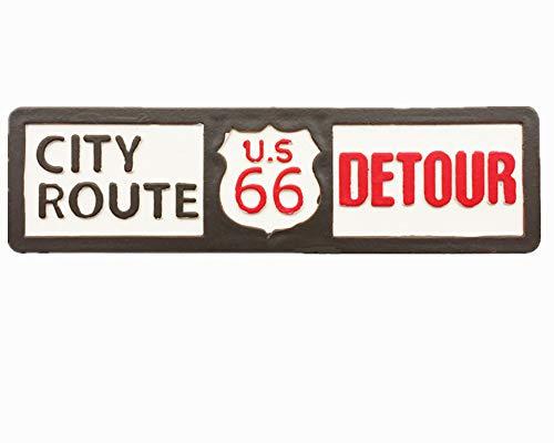 Imán de nevera 3D de Ruta 66 Estados Unidos, Ruta 66 América, adhesivo magnético de viaje, regalo de recuerdo para nevera, decoración para el hogar y la cocina