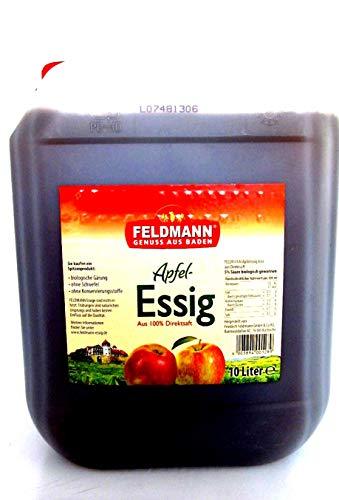 Feldmann Apfel Essig 10 L Kanister