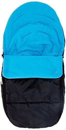Saco para sillita de coche, cómodo y acogedor, compatible con Maxi-Cosi Pebble, color azul