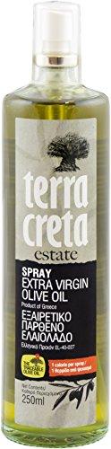 Terra Creta Estate - extra natives Olivenöl - 250 ml Spray