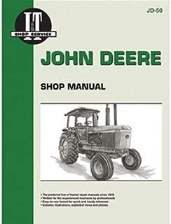 John Deere I&T Shop Manual : Series 4030, 4230, 4430, 4630