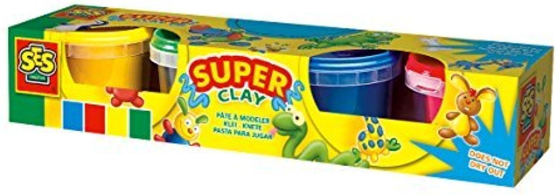 SES Clay Clay Clay (Multi-Colour) by SE B01HNLIV1I   Ausgang  c3bd10