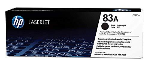 Hp CF283A 83A Zwarte Originele Toner, voor HP, Standaard Capaciteit, Zwart