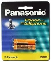 Panasonic HHR4DPA 2 Batteries Pack for Panasonic 6.0 Telephone Accessories Batteries