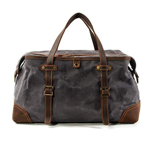 HHH Bolsa de Yoga de Alta Capacidad Bolsa de Viaje Bolsa de Gimnasia Impermeable y Duradera de Negocios para Hombres y Mujeres Bolsa de Lona Travel Bag & Duffel Bag