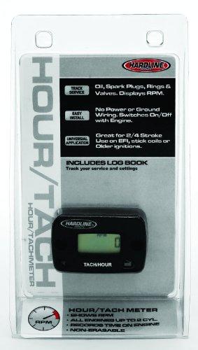 Hardline Hour Meter Tachometer