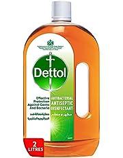 Dettol Antiseptic Disinfectant Liquid, 2 Litres