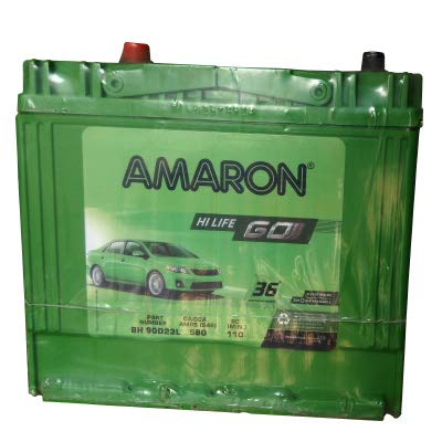Amaron Go-BH 38B20R Go 12V 35Ah Front Car Battery