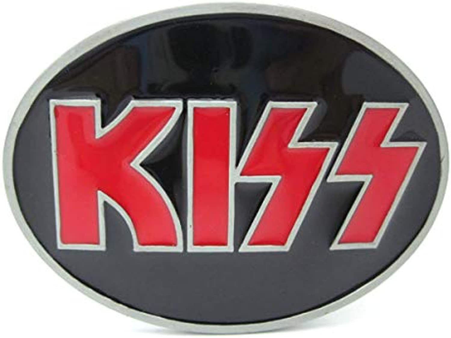 CUSHY Oval Kiss Rock N' Roll