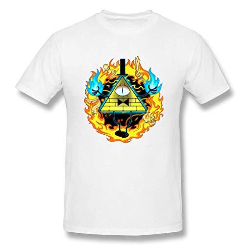 Camisetas Blancas clásicas de diseño Gravity Falls para...
