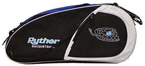 """Python Racquetball Python """"Deluxe"""" 3 Racquet Racquetball Bag (Great Value)"""