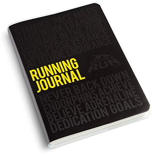 Gone For a Run Day-by-Day Run Planner | Running Journals Inspirational Words