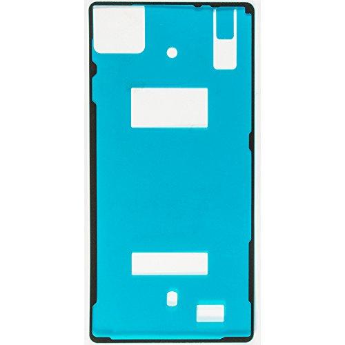 Unbekannt Original Sony Klebefolie Dichtung/Adhesive Sticker Akkufachdeckel für Sony Xperia X F5121, F5122 (Adhesive Tape Battery Cover) - 1299-7898