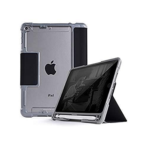 Oferta de STM Dux Plus - Carcasa para iPad Mini 5ª generación, Color Negro