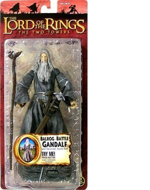 Mount Doom Frodo Toy Biz lotrmdf Lord of the Rings Return of the King Series 5 Figure